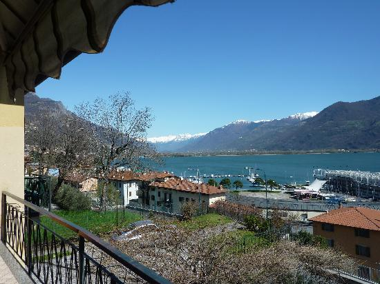 Giardino sul Lago: another view from the terrace