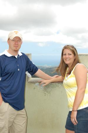 Playa Azul: Top of the Mt. Britton Tower