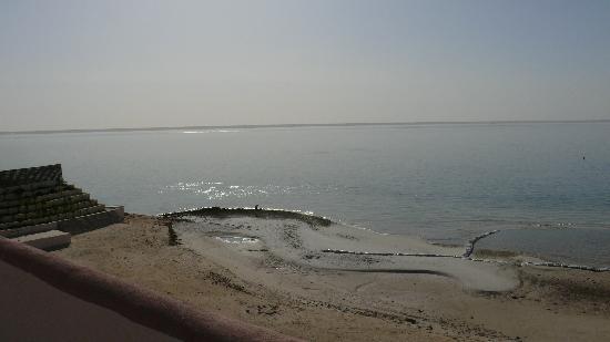Hotel Calipau Sahara : see view