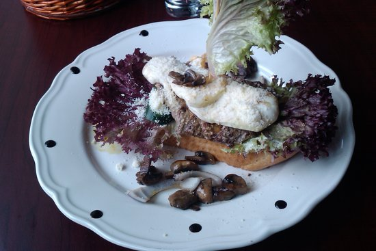 Oliva: Bistecca sandwich