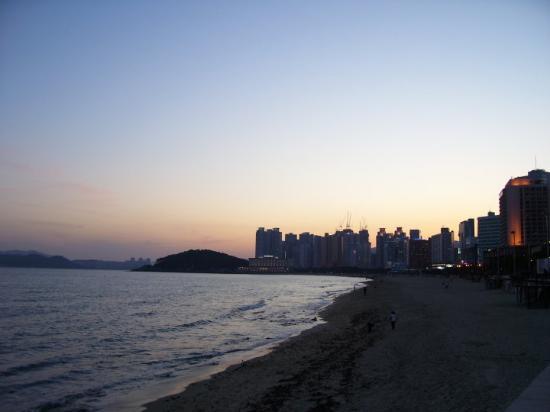 Haeundae Beach Photo