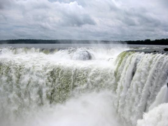 Puerto Iguazu, Argentina: Garganta del Diablo