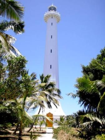 Остров Амеде, Новая Каледония: Le phare Amédée