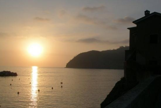 Levanto sunset