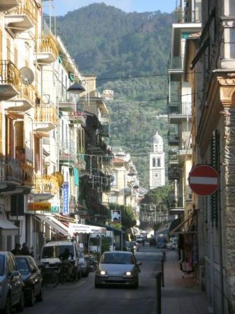 Levanto, إيطاليا: Levanto street