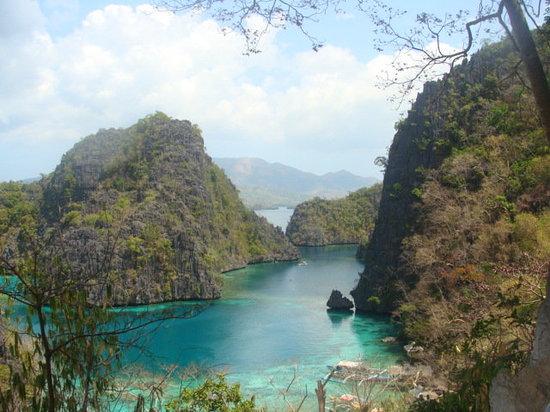 Bilde fra Palawan