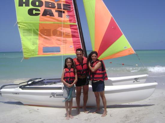 Varadero Beach: Catamaranes.