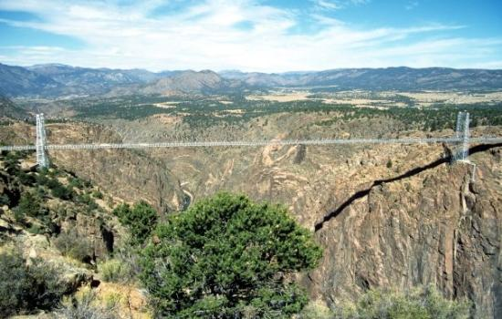 Royal Gorge Bridge and Park: Royal Gorge (CO)