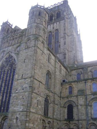 Bilde fra Durhamkatedralen