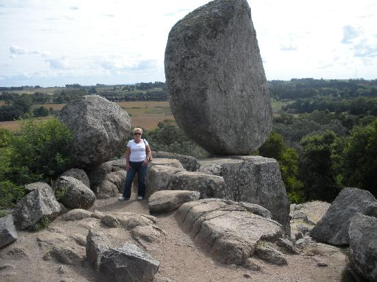 Tandil, Argentyna: cerro El centinela