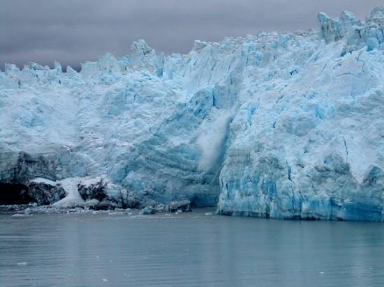 Sitka, AK: Hubbard Glacier, AK