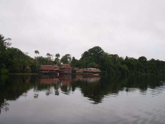 Leticia, Colômbia: La reserva, super ecologica