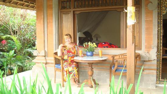 Kebun Indah: Kodon 1 and welcoming drink