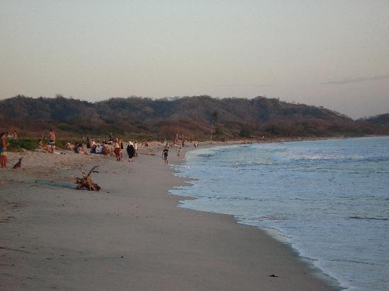KayaSol Surf Hotel: Playa Guiones