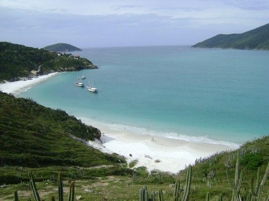 Hostel Marina dos Anjos: Prainhas's beach