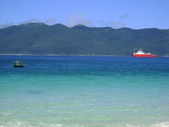 Hostel Marina dos Anjos: Forno's beach