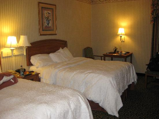 Hampton Inn Hagerstown - I-81: room