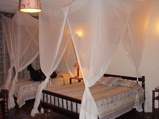 Kenya Comfort Hotel Suites: Bed