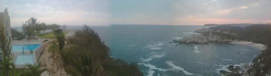 Villas Luz de Luna: vista desde el depto 1
