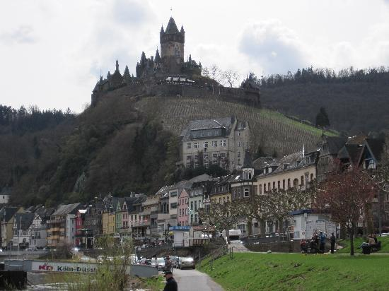 cochem and reichsburg cochem - picture of roompot vakanties