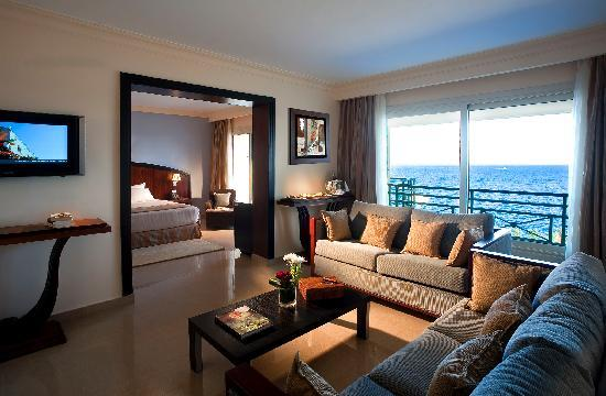 Stella Di Mare Beach Hotel & Spa: Suite