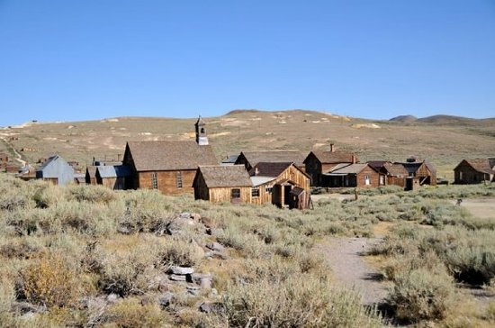 Bridgeport, Califórnia: Bodie Ghost Town (CA)
