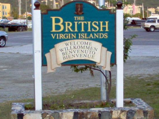 Road Town, Tortola: No matter what language you speak...