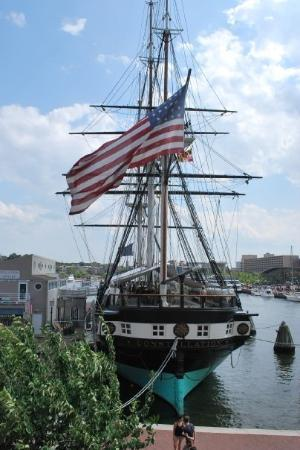 Bilde fra Historic Ships in Baltimore