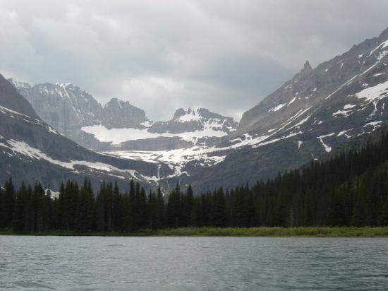 East Glacier Park, MT: ST Mary Lake