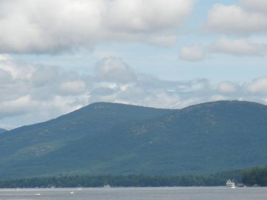 Lake George: The Mountains