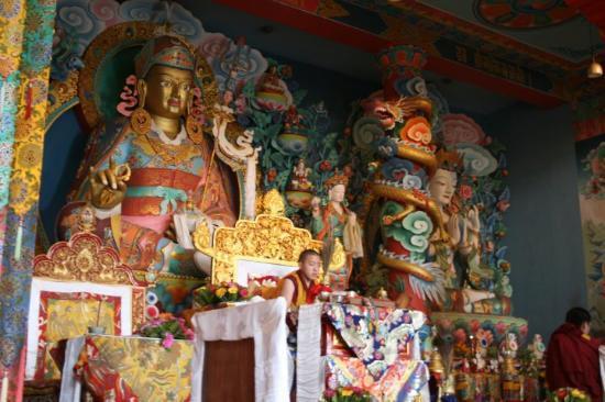 Khawalung Monastery Photo