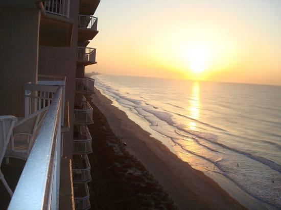 Myrtle Beach, SC: Sun set !
