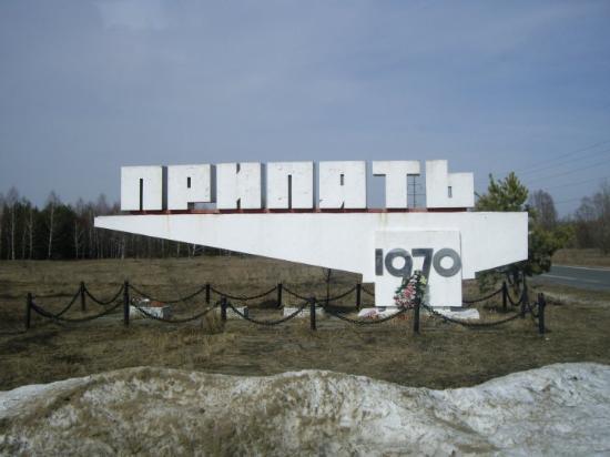 """Chernobyl, Ukraine : Prypiat - mesto ktoré žilo """"dlhých"""" 16 rokov"""