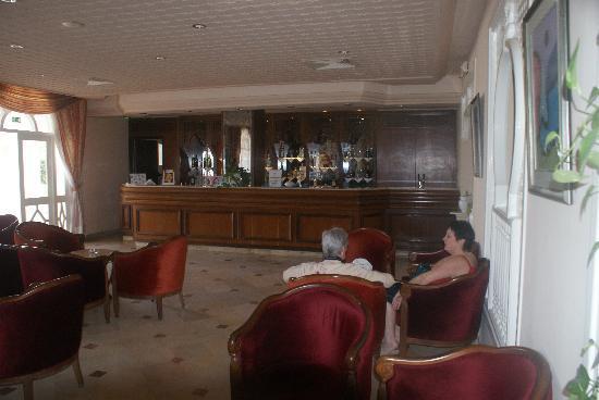 Hotel Green Golf: Cosy bar