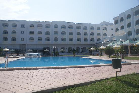 Hotel Green Golf: Pool area