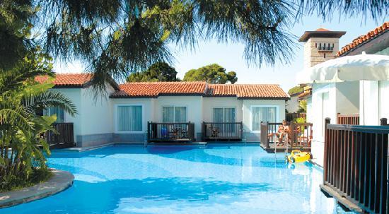 Paloma Grida Resort & Spa: Lake Villa & Pool