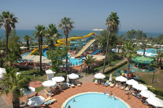 Paloma grida resort spa hotel belek turquie province for Piscine 07500
