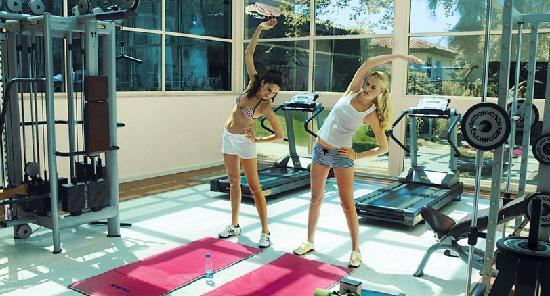 Paloma Grida Resort & Spa: Fitness