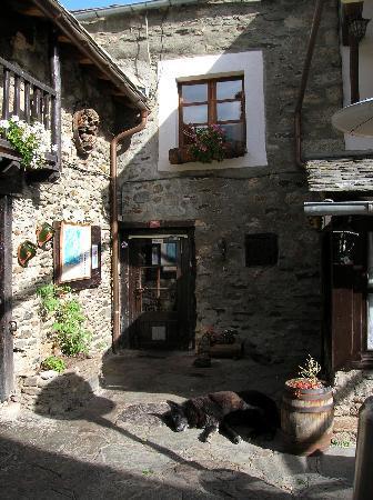 Meranges, إسبانيا: Haus