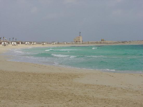 Jaz Almaza Beach Resort : Almaza Beach
