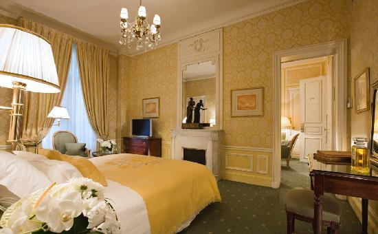 Hotel Westminster: St Honoré Suite
