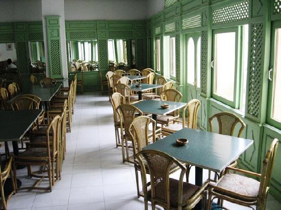 Hotel Sofia: Restaurante hotel