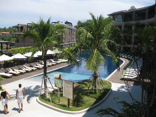 Pullman Phuket Panwa Beach Resort: 2nd pool just as nice as first one