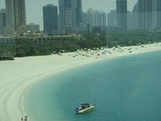 Residence&Spa at One&Only Royal Mirage Dubai : One and Only from the Monorail