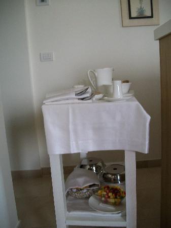 Villa Marina Capri Hotel & Spa : la sorpresa dl maitre