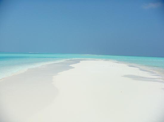 pointe de sable