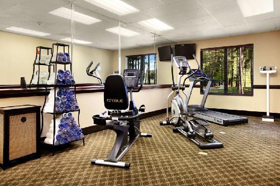 وينجيت باي ويندام تشارلستون: Fitness Center