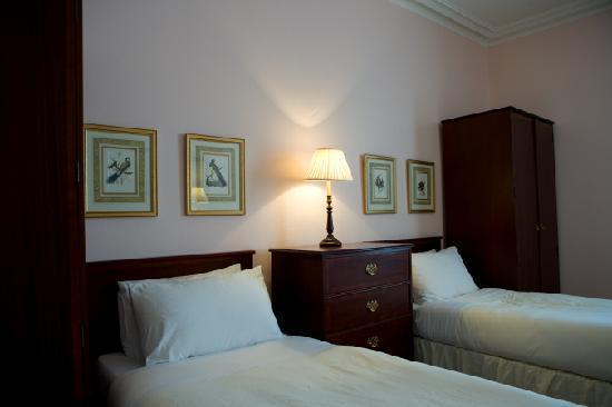Skene House Whitehall: Whitehall superior twin bedroom