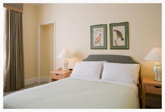 Skene House Whitehall: Whitehall executive master bedroom
