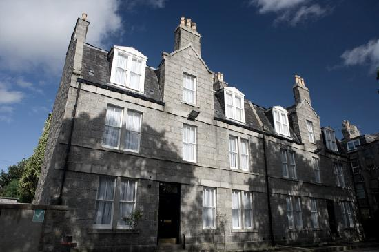 Skene House Whitehall: Whitehall's Grosvenor Terrace suites
